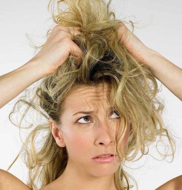 Du bist unzufrieden mit deinen Haaren….