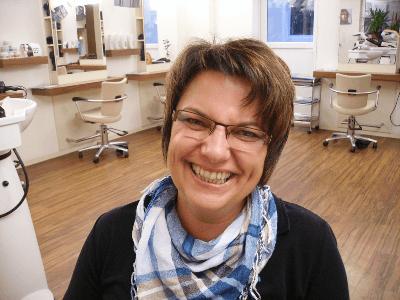 Helga Friseurin Damen und Herren bei Friseur Salon Barth in Bad Neustadt