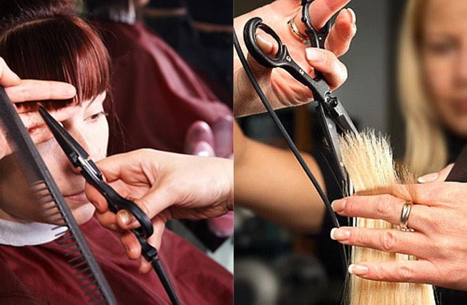 Heißschere Thera-Cut das Haarwunder